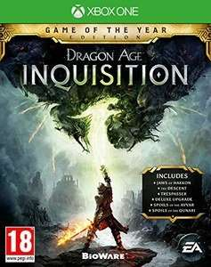 [zavvi.com] Dragon Age: Inqusition – Game Of The Year Edition Xbox One für 25,64€ inkl. Versand