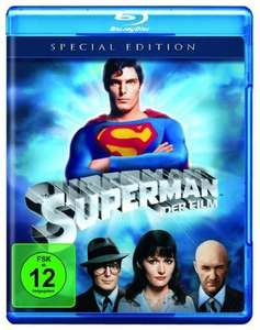 Superman - Der Film [Special Edition] [Blu-ray] für 5 € @ Amazon (Prime)