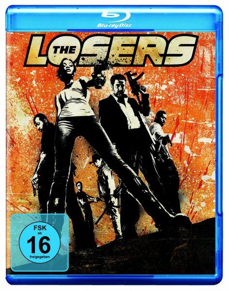 The Losers [Blu-ray] für 5 € @ Amazon (Prime)