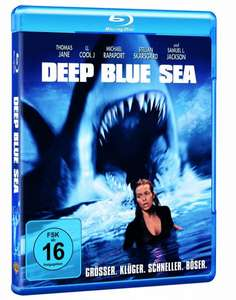 Blu-ray - Deep Blue Sea ab €5.- [@Amazon.de]