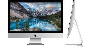 """iMac schnäppchen bei MacTrade 21.5"""" für 999 euro 27"""" Retina 5K für 1849"""