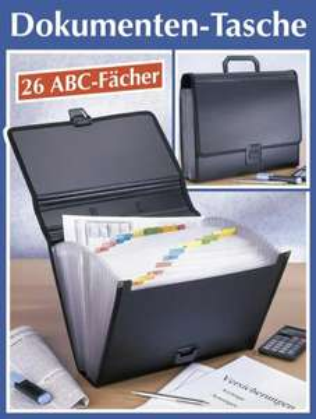 Wenko Dokumententasche für 9,99€ bei Voelkner.de
