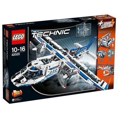 LEGO Technic - 42025 Frachtflugzeug  bei Müller noch für 79 Euro zu haben, mit Gutschein für 71,10 Euro