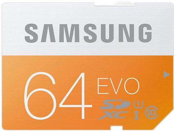 Samsung EVO SDXC 64GB UHS-I U1 für 17€ bei Allyouneed