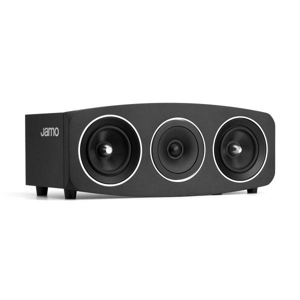 Jamo C-9 Center Lautsprecher in schwarz für 205€ bei Amazon.fr