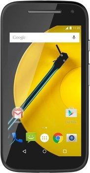 """Motorola Moto E (2. Generation) - 4,5""""qHD, LTE, Snapdragon 410, 1GB Ram, 5MP Kamera, 8GB Speicher (erweiterbar), Android 5 für 105€ bei Rakuten.de"""