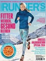 Runner's world März Ausgabe Kostenlos