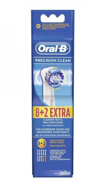 [Ebay] 10x Oral-B Precision Clean Aufsteckbürsten für 19€ (= 1,90€ pro Bürste) versandkostenfrei