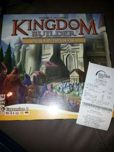 Kingdom Builder Nomads (Expansion 1) @ Kaufhof Siegburg für 5 €