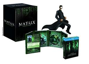 (amazon.fr) Matrix Trilogie (Collector's Edition inkl. Steelbook und Sammlerfigur) (exklusiv bei Amazon.de) [Blu-ray] [Limited Edition]