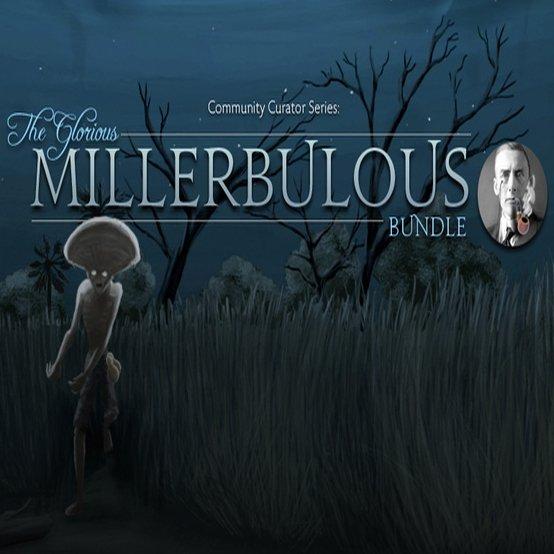 [STEAM] The Glorious Millerbulous Bundle @ Groupees
