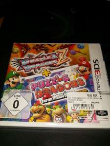 [Lokal? Köln] Media Markt: Puzzle & Dragons Z - Super Mario Bros. Edition - Nintendo 3DS - 15€ (PVG: 24,90€)