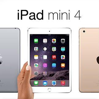 iPad Mini 4 Wifi + Cellular 64GB mit Telekom CombiCard Data Comfort M Basic Vertrag für effektiv 1,66€ pro Monat bzw. kostenlos