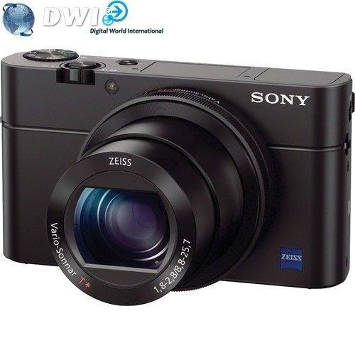 Sony Cyber-shot DSC-RX100 Mark III für 525€ bei eBay