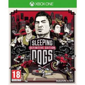 [TheGameCollection] Sleeping Dogs: Definitive Edition inkl. Artbook (Xbox One) für 15,78€