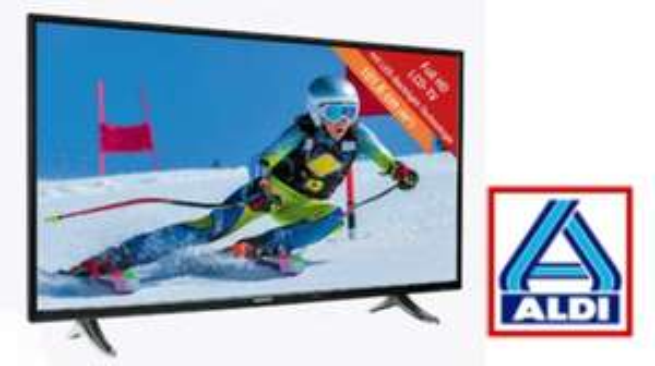 [Aldi Nord] 40 Zoll Fernseher Medion Life P16103 für 299,00€