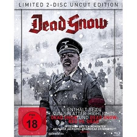 [Redcoon.de] Dead Snow 1 & 2 Steelbook Blu-Ray 10,99 EUR inkl. VSK
