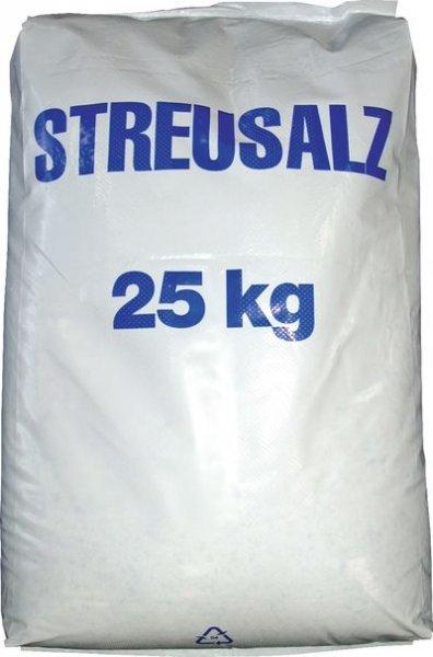 {Lokal Hannover] Streusalz 25Kg-Sack 1,19 Euro