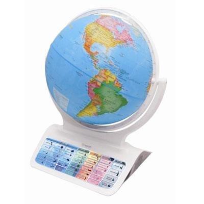 @amazon: Oregon Scientific SG0218-12 Smart Globe Horizon Lern-Globus für 60,49€ / Idealo ab >120€