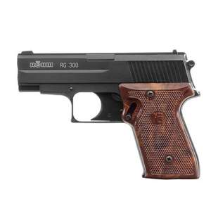 Röhm RG 300 brüniert / Schreckschuss Pistole 6 mm / 69,97 Euro bei kotte-Zeller.de