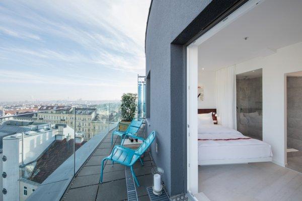 [TRIVAGO] Kostenloses DZ 3*** Hotel in Wien Zentrum (+20€ Suite mit Terrasse)