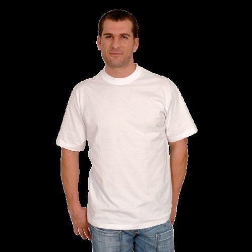 ( ACTION NL/NRW/Niedersachen) Herren Basic T-Shirt M-XXL weiss