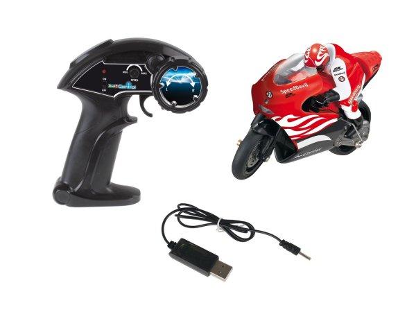 [Prime] Fahrzeug - RC-Bike - Speed Devil II / Revell Control 19,28€ inkl. Versand