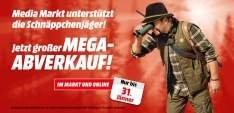 """[MediaMarkt AT] """"Mega"""" Abverkauf in div. Märkten & im Online-Shop"""