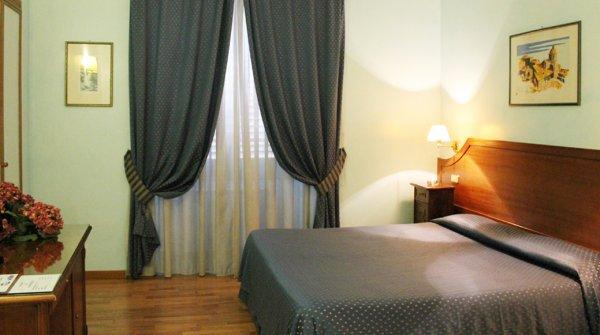 [TRIVAGO] 2** Hotel in Rom Zentrum - EZ ab 8€ / DZ ab 13€
