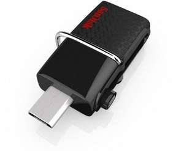 [Amazon Prime] Sandisk Ultra Dual 64 GB (USB + microUSB) USB 3.0 (R: 130 / W: ~100 MB/s) für 20€