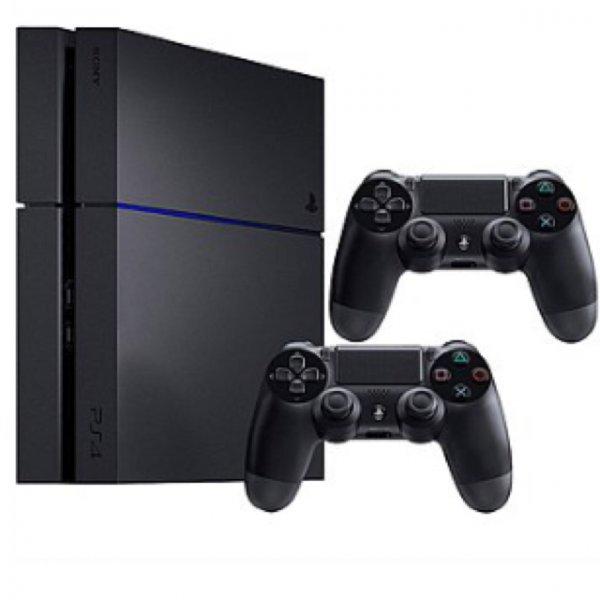 PlayStation 4 1TB + 2x Dualshock 4