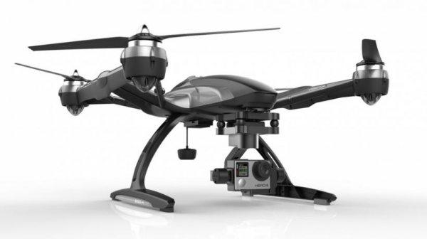 Yuneec Typhoon G Rev. 2 Multicopter-System für GoPro Actioncamera