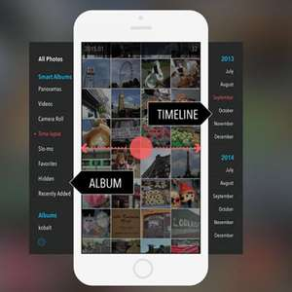 iOS App Hashphotos gratis