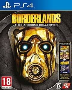 [amazon.co.uk] Borderlands: The Handsome Collection (PS4) für 25,53€ inkl. Versand