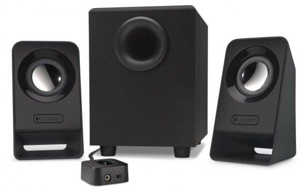 "Logitech™ - 2.1 Lautsprechersystem ""Z213"" (7W RMS,Tischfernbedienung) [B-Ware] ab €16,48 [@Allyouneed.com]"