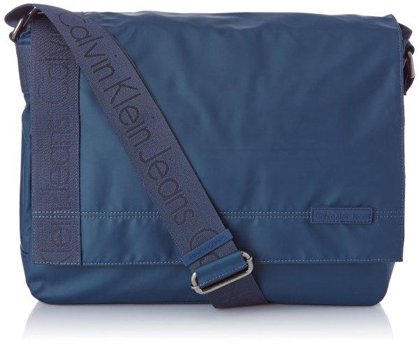 amazon: Calvin Klein Jeans Umhängetasche Urban Messenger Blau (Dress Blue) J5EJ500048 für 29,97€ / Idealo ab 70 €