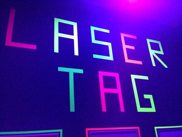 [Lokal] Trier Lasertag am 21.01 gratis spielen