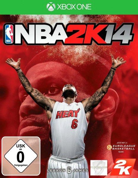 NBA2K 2014 XBOX ONE nochmal billiger!