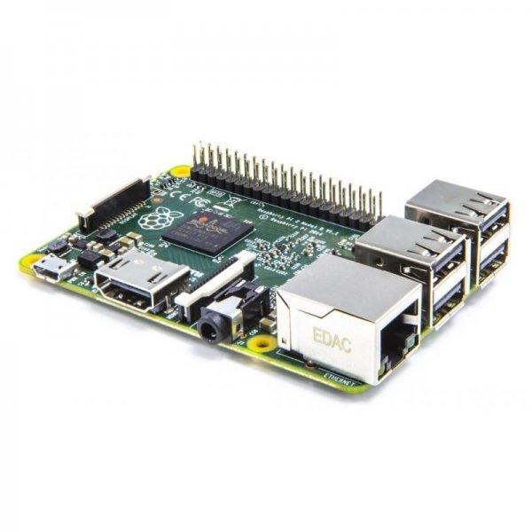 Raspberry Pi 2 Model B @Rasppishop.de für 34,49€ (kostenloser Versand)