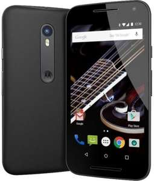 [ALDI Süd] Motorola Moto G3 (schwarz) mit 8GB Speicher 159€ ab 28.01
