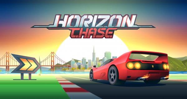 Horizon Chase World Tour erstmals kostenlos für iOS (iPhone und iPad) Normalpreis 2,99€