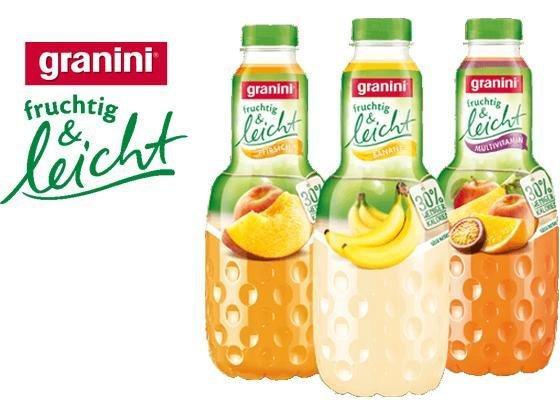 [1,60€ Gewinn] Granini Fruchtig und Leicht GZG + Scondoo + 40-Extra Payback Punkt bei Real