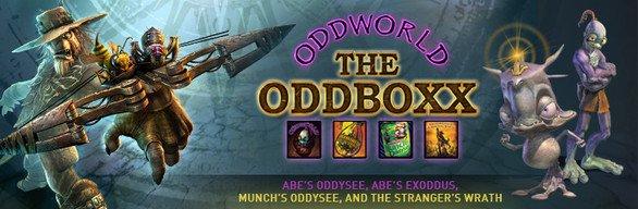 [steam] Oddboxx Bundle für 2.59€ mit 4 Oddworld Titeln @ steam