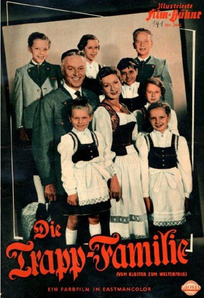 """[lokal München] Kostenlos ins Kino zu """"Die Trapp Familie"""" am 23.01.2016 @ Gloria Palast"""