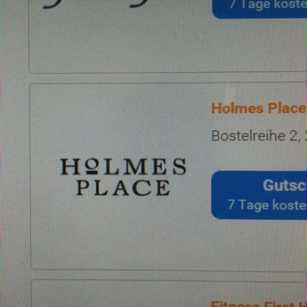 [Holmes Place] Fitnessstudio 7 Tage kostenloses Probetraining in Hamburg und Berlin