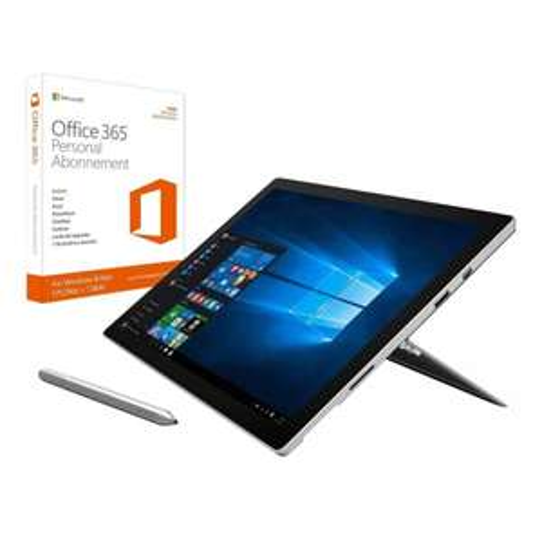"Microsoft Surface 4 Pro - 12,3"" (2736 x 1824), Core™ i5-6300U, 4GB Ram, 128GB SSD (erweiterbar), Windows 10 Pro für 949€ bei eBay (Cyberport)"