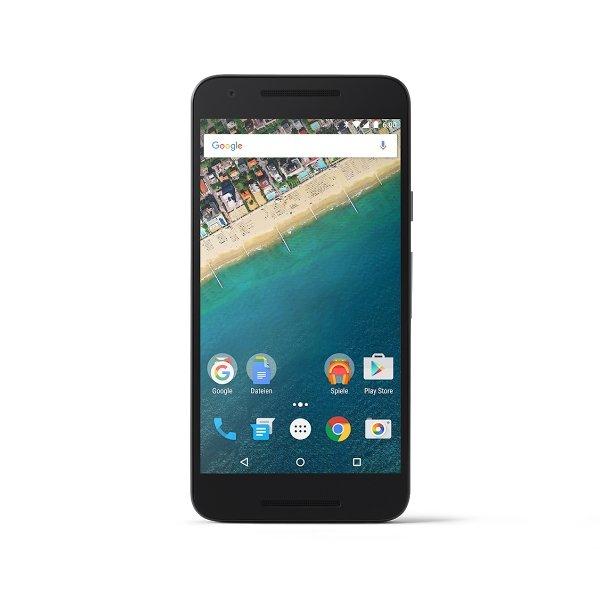 Nexus 5X 16GB bei Notebooksbilliger mit 0% Finanzierung für 337,89