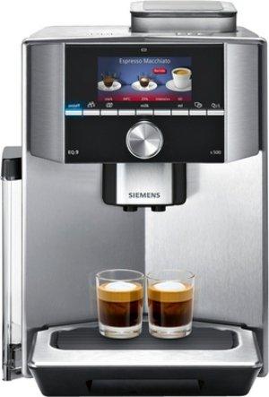 [lokal München] Siemens Kaffeevollautomat EQ.9 S500