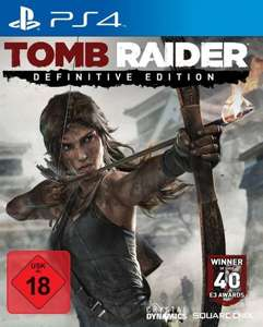 [base.com] PS4 Tomb Raider Definitive Edition
