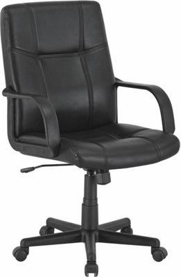 Büro-Drehstuhl mit Leder-Sitzfläche für 24,90 € @ XXXL-Shop (nur offline; online Verfügbarkeit prüfen)